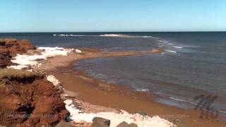 North Cape Wind Farm & Reef Restaurant North & South Tides Prince Edward Island Canada PEI Tourism