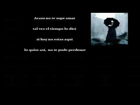 NO PUEDO OLVIDARTE - MYRIAM HERNANDEZ