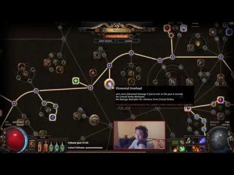 [PoE] You Can't Run from Heaven - a non-crit Herald Bomber (video rundown)