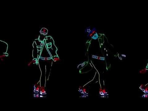 Download Amerika Yetenek Yarışmasında Muhteşem Işık Dansı Gösterisi İzle
