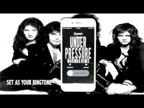 Queen David Bowie Under Pressure Marimba Remix Ringtone