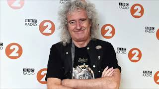 Brian May with Steve Wright 30/01/2019