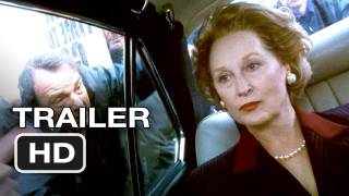 The Iron Lady Official Trailer #2 - Meryl Streep Movie (2012) HD