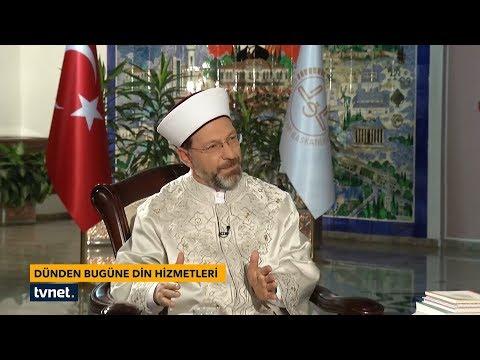 TVNET Özel - Diyanet İşleri Başkanı Prof. Dr. Ali Erbaş
