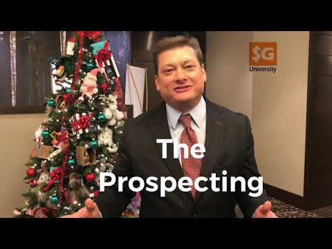 Over the Holidays Block Time for Daily Prospecting