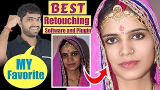 Professional Photo Retouching Software & Plug-in - Portrait-pro