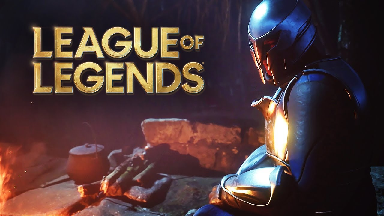 League of Legends - Cinematic Terror in Demacia Trailer