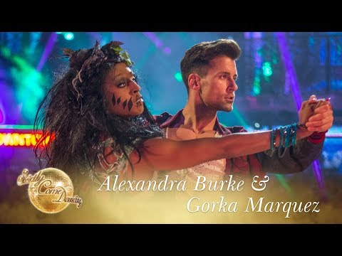 Alexandra & Gorka Tango to 'Maneater' by Nelly Furtado - Strictly Come Dancing 2017