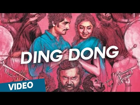 Ding Dong Official Full Video Song - Jigarthanda - YouTube