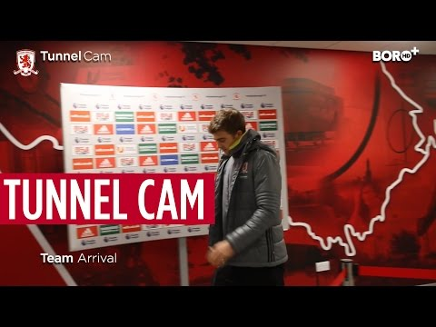 TUNNEL CAM | West Ham United