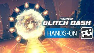 SUPER GLITCH DASH (iOS, Android) | Gameplay