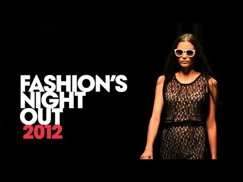 Fashion's Night Out 2012 - Santa Monica Place