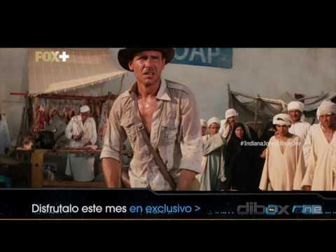 Indiana Jones y los cazadores del arca perdida- Septiembre en dibox One