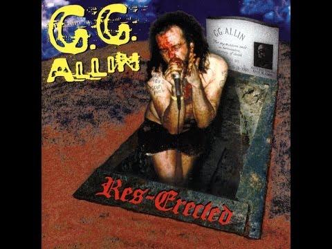 GG Allin - Res-Erected