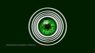 Cambiar su color de ojos a verde! BIOKINESIS VITAKINESIS MUY POTENTE! 2017! OJOS VERDES SUBLIMINAL