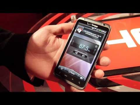HTC ThunderBolt Demo