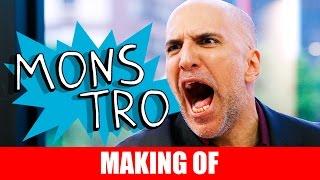 Vídeo - Making Of – Monstro
