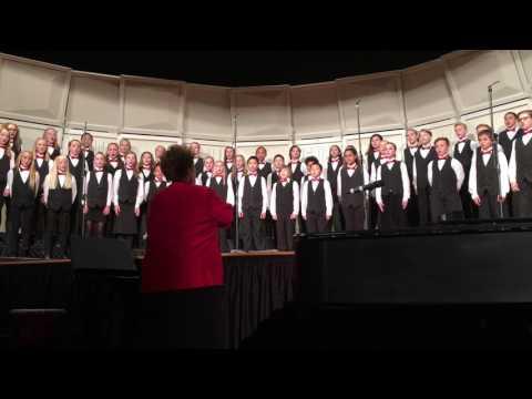 """Drunken Sailor"" - Athey Creek Middle School 6th grade Choir"