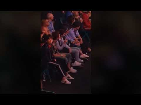 BTS Reacting to Dua Lipa  New Rules at Billboard Music Awards 2018 FULL VERSION