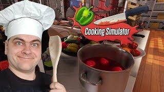 Polski Symulator Gotowania - Cooking Simulator