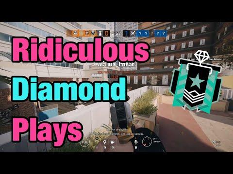 Ridiculous Diamond Plays - Rainbow Six Siege