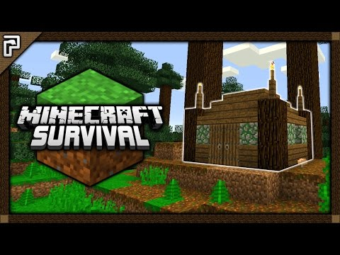 💎 Let's Play Minecraft Survival | EPIC Minecraft Seed! First House! [Episode 1]