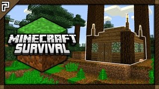 ???? let's play minecraft survival | epic minecraft seed! first house! [episode 1]