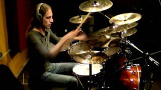 Stef Broks - Textures - Laments of An Icarus - Sick Drummer Magazine Issue 22
