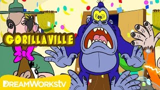 Surprise Party Fail | GORILLAVILLE