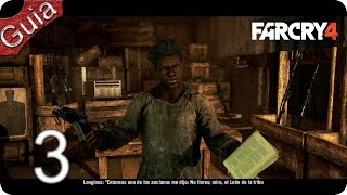Far Cry 4 parte 3 Español PS4