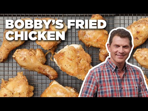 Classic Fried Chicken Recipe with Bobby Flay | Food Network