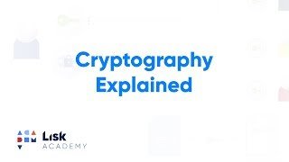 Cryptography Explained