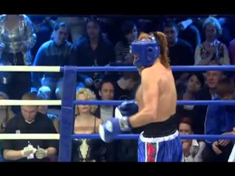 Король ринга s02e02 Джигурда Полицеймако