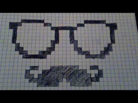 Dessins Spécials Pixel Art Youtube