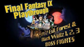 Money Plays: Final Fantasy IX Part 2 The Black Waltz Mage!