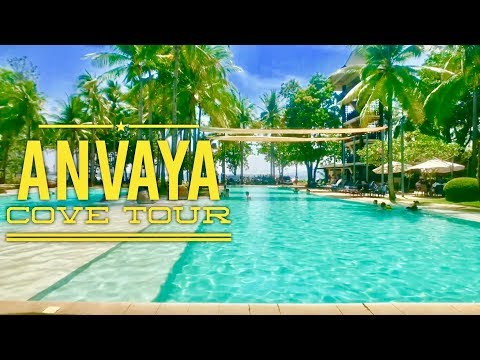 Anvaya Cove Tour: Beach And Nature Club, Infinity Pool, Pavilion, Veda Spa, House Morong Bataan