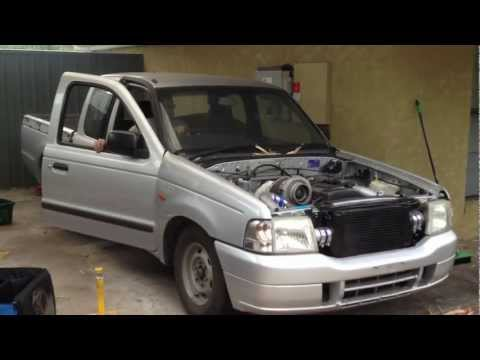 2jzgte gt42 ford courier ute