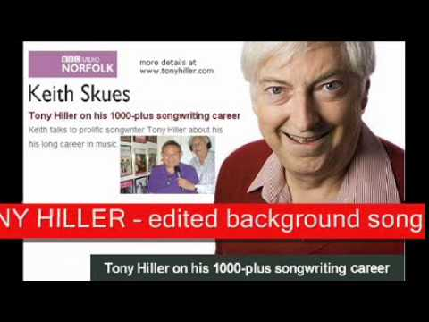 01 KEITH SKUES interviews TONY HILLER background song LITTLE DARLIN' Hiller Brothers