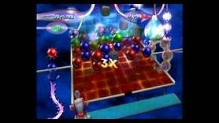 Super Bubble Pop GameCube Gameplay - Rocking and raving