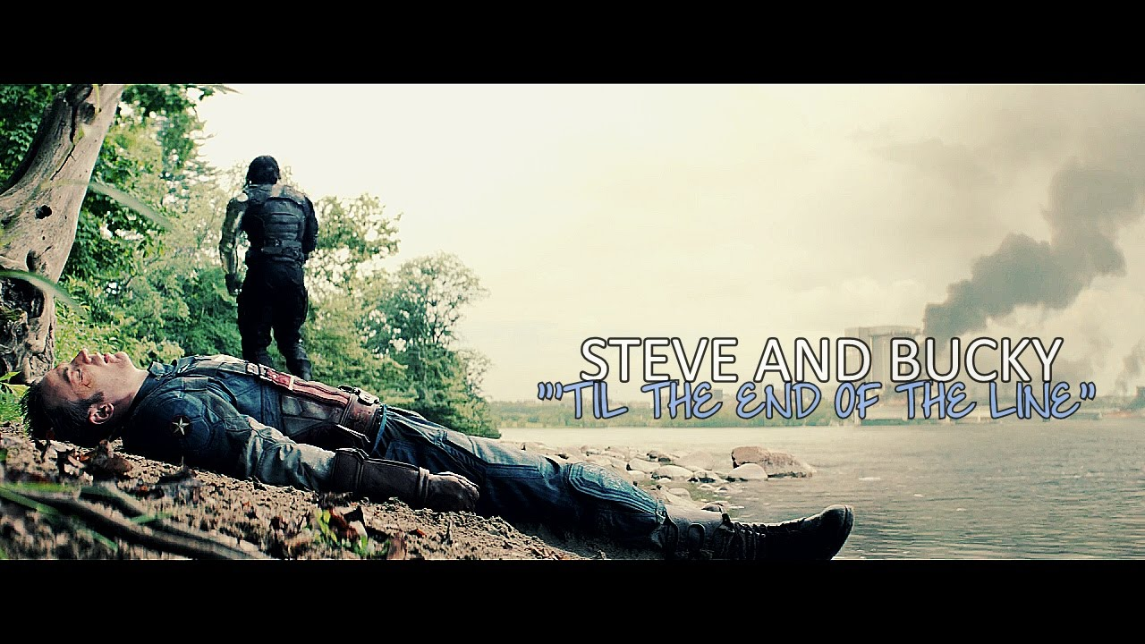 "Download Steve & Bucky | ""With you 'til the end of the line"" [TJC]"