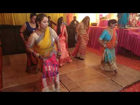 Garhwali song Fyoladiya, sister's dance