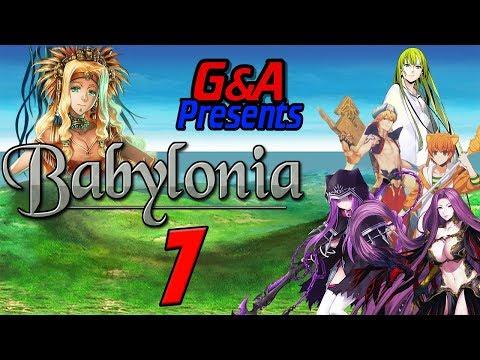 FGO NA: Babylon Part 7- Mucha Lucha!