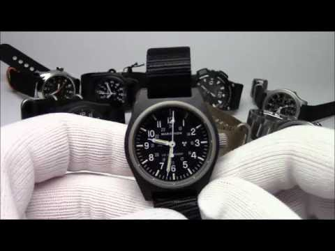Affordable Field Watches - From Casio to Seiko