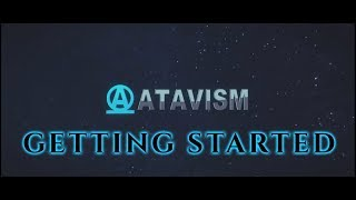 Atavism Online - Getting Started