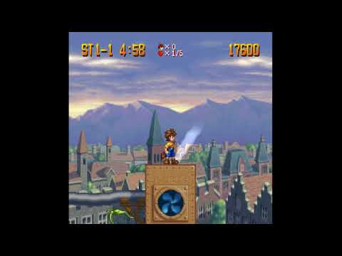 Chippoke Ralph no Daibouken - Little Ralph's Big Adventure (PS1)