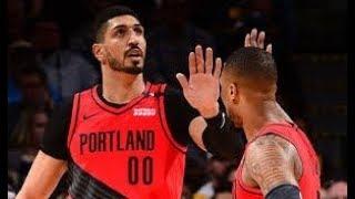 Denver Nuggets vs Portland Trailblazers_Game 2_(NBA 2019 PLAYOFFS)