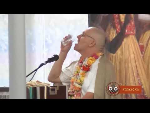 Шримад Бхагаватам 1.8.22 - Прабхавишну прабху