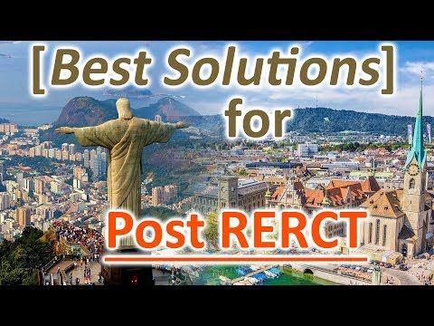 The Best Solutions for Post RERCT with Offshore Bank Accounts