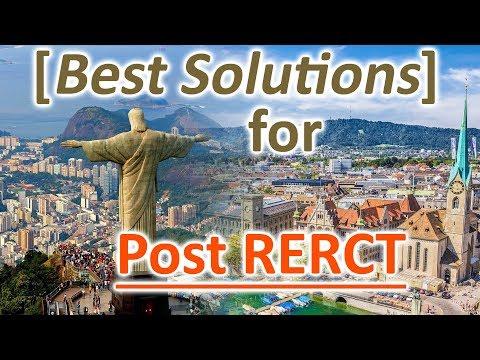 Bata Simões e Enzo Caputo conversam sobre melhores soluções pós-RERCT