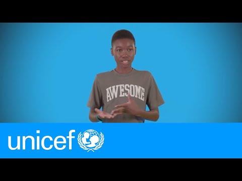 If I were a world leader: Refugee crisis | UNICEF